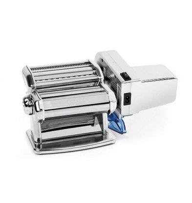Hendi Machine à Pâtes Électrique | Kitchen Line | Épaisseur 0,2 à 2,2mm | 80W | 200x185x160(h)mm