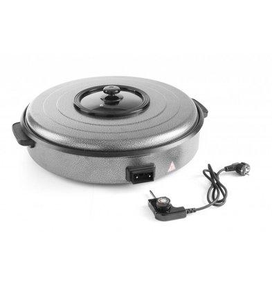 Hendi Casserole Électrique Aluminium - Ø620mm