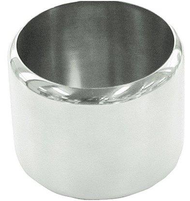 Hendi Sucrier Inox - Sans Couvercle - 300ml - Ø85x65(h)mm