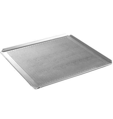 Hendi Plateau Perforé GN 2/3 - Avec 4 bords - Aluminium