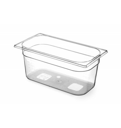Hendi Bac GN 1/3 Sans BPA - 5,7 Litres - 150(h)mm