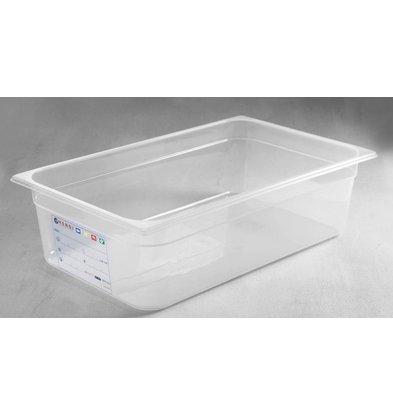 Hendi Boîte de Stockage GN 1/1 - 14 Litres - 100(h)mm