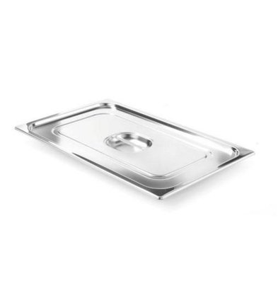 Hendi Couvercle GN1/1 - Inox Structure Solide