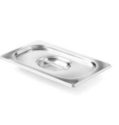 Hendi Couvercle GN1/4 - Inox Structure Solide