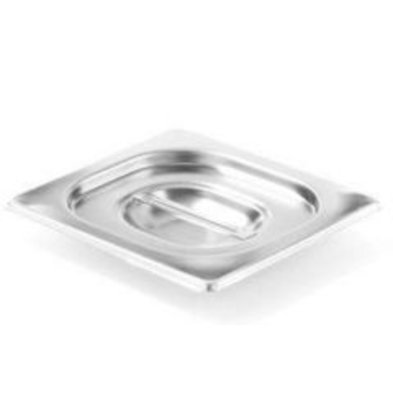 Hendi Couvercle GN1/6 - Inox Structure Solide