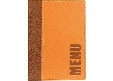 Protège-Menus Trendy | Format A4 et A5 | 6 COULEURS