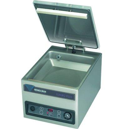 Henkelman JUMBO PLUS   Machine Sous Vide  Henkelman   Soudure 280 mm   450x330x(h)295mm