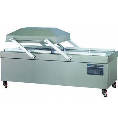 Henkelman POLAR 2-95   Machine Sous Vide Henkelman   300m3 / 15-40 sec  1210x2420x(h)1130mm