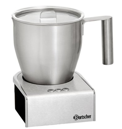 Bartscher Émulsionneur à Induction Inox - 600W - 125x150x180(h)mm