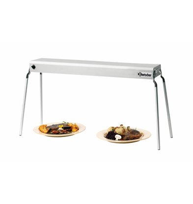 Bartscher Pont Thermique Aluminium - 800W - Sans Pieds - 920(L)mm