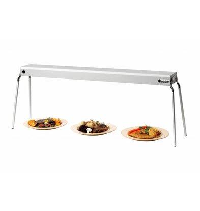 Bartscher Pont Thermique Aluminium - 950W - Sans Pieds - 1070(L)mm