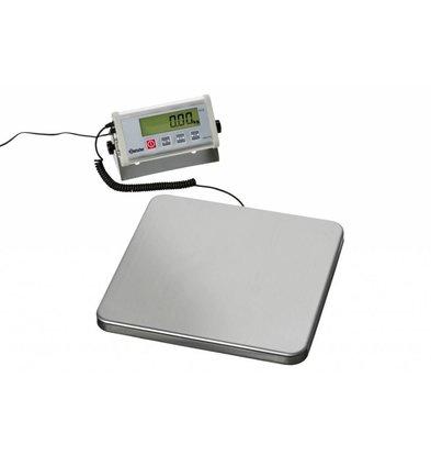Bartscher Balance Digitale Max. 60kg- 320x300x42(h)mm