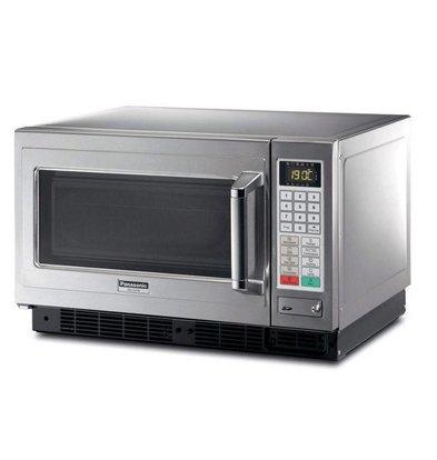 Panasonic Micro-Ondes Panasonic NE-C1475 – Combi – 30 litres – 99 programmes – Carte SD