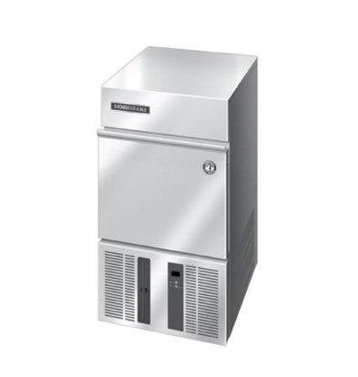 Hoshizaki Machine à Glaçons 25kg/24h | Hoshizaki IM-21CNE-HC | R290 Refrigerant Natural | Glaçons Taille L