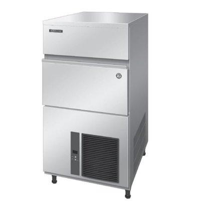 Hoshizaki Machine à Glaçons 105kg/24h | Hoshizaki IM-100NE-HC | R290 Refrigerant Natural | Glaçons Taille L