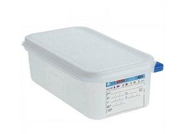 Boîtes De Conservation Plastique GN