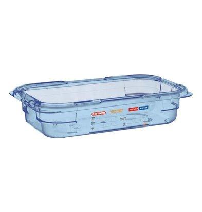 CHRselect Boîte Hermétique Bleue ABS - GN1/4   65mm de Profondeur