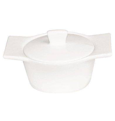 CHRselect Marmite Lumina | Porcelaine Blanche | 42ml | 6 Pièces