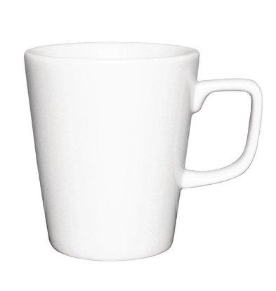 CHRselect Mug Athena   Porcelaine Blanche   285ml   12 Pièces