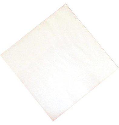 CHRselect Serviettes en Papier Blanches | 2 Plis | 330x300mm | 1500 Pièces