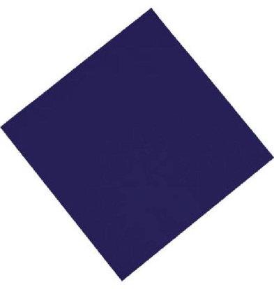 CHRselect Serviettes en Papier Bleues | 2 Plis | 330x300mm | 1500 Pièces