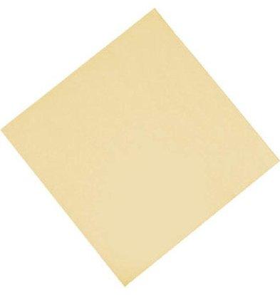 CHRselect Serviettes en Papier Écrues | 2 Plis | 330x300mm | 1500 Pièces