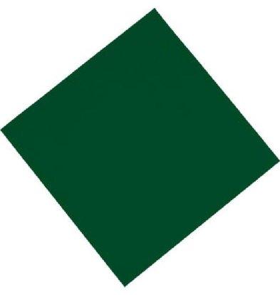 CHRselect Serviettes en Papier Vertes | 2 Plis | 330x300mm | 1500 Pièces