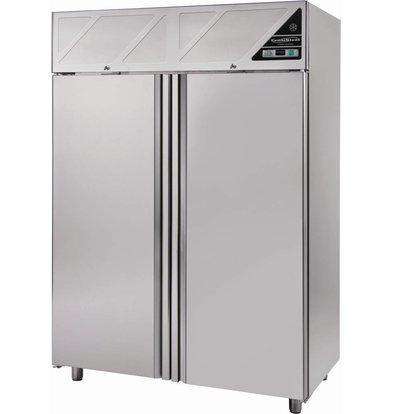 Combisteel Réfrigérateur à Viande Inox | -2/+10°C | 1400 Litres | 1440x820x2080(h)mm