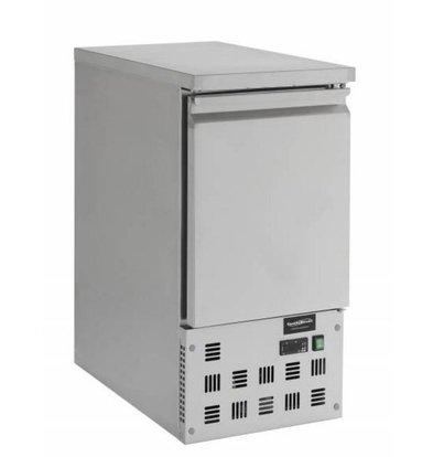 Combisteel Comptoir Réfrigéré Inox | 1 Porte | 440x700x870(h)mm