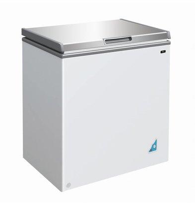Combisteel Coffre Congelé Inox | 148 Litres | 620x420x630(h)mm