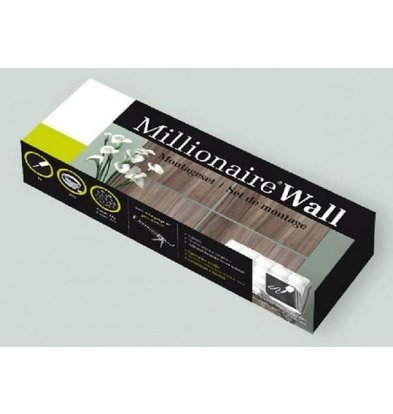 Securit Mounting Kit Millionaire Wall