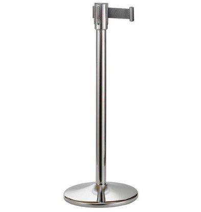 Saro Pilier Chrome | Corde Rectable Noir | 9kg | 180cm
