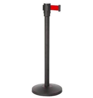 Saro Pilier Noir | Corde Rectable Rouge |  9kg | 180cm