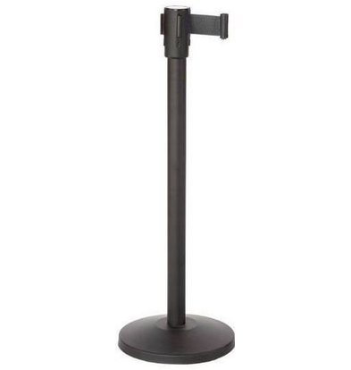 Saro Pilier Noir | Corde Rectable Noir | 9kg | 180cm