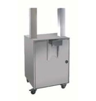 Zumoval Self Service Stand | Zumoval Meuble pour: Basic, BigBacis, Top, FastTop
