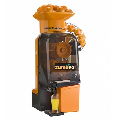 Zumoval Minimatic Presse-Agrume Zumoval | 15 Unités p/m de Ø60-80mm | Automatique
