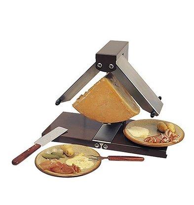 CHRselect Raclette Multi | Rampe de Chauffe Réglable | 1 à 4 Personnes