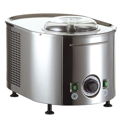 CHRselect Sorbetière Musso Classica   100W   3 Litre / heure   450x350x270(h)mm