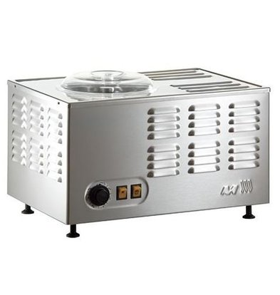 CHRselect Sorbetière Musso Stella | 350W | 5 Litre / heure | 510x350x350(h)mm