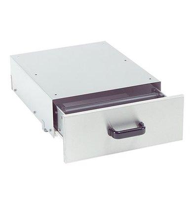CHRselect Bac pour Marc de Caffé | Modèle de Table | 400x350x130(h)mm