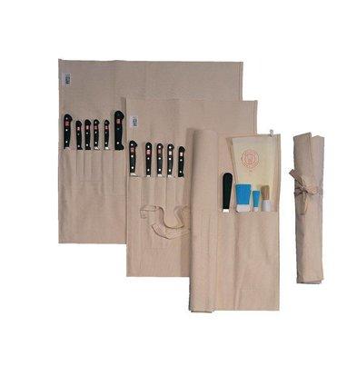 CHRselect Étui à Couteaux En Tissu - 14 Compartiments Fourni Vide