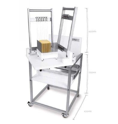 Boska Décubeuse PRO 16mm | Table Incluse 700(h)mm | 430X430mm