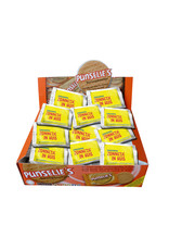 Luxe uitdeelbox met 54 per stuk verpakte Punselie's en 54 eigen ontwerp stickers