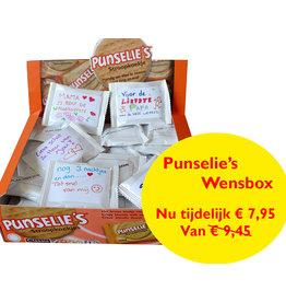 Punselie Wensbox 54 stuks