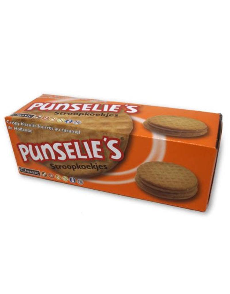 Punselie's stroopkoekjes 200 gram  - box met 4 doosjes