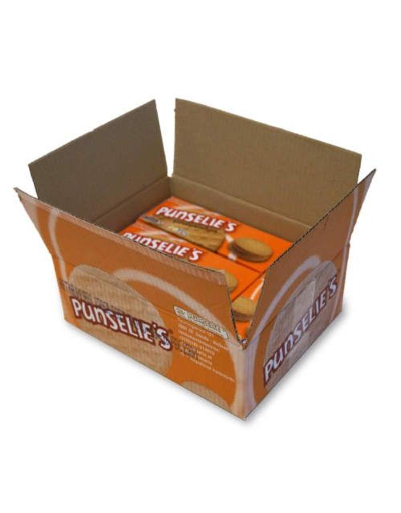 Punseliekoekjes in een doosje van 200 gram