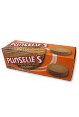 Box Punselie's stroopkoekjes in 8 doosjes van 200 gram