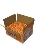 9 doosjes met 12 per stuk verpakte Punselie's stroopkoekjes