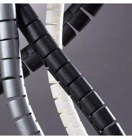 Multi Meubel Cable Eater 25mm  per meter - Kabelgoten Verticaal