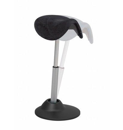 Multi Meubel Zadelzit Middel Hoog  ZWENK - Ergonomische krukken en stoelen